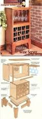 ana white build a mini mod wine bar free and easy diy project