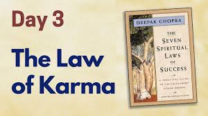 Spiritual Laws Guided Meditation Day 3 O Affirmations Inspired By