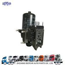 100 Truck Air Dryer Heavy Duty European Tractor Compressed System Brake Parts Scania