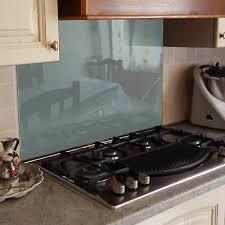 küchenrückwand spritzschutz küche gehärtetes glas grau eur