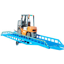 100 Truck Loading Ramps Mobile Ramp Hydraulic Container Dock Mobile