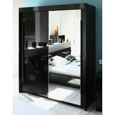 miroir chambre pas cher armoire porte coulissante avec miroir pas cher portes coulissantes