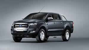 Ford Reveals Tough New Ranger Pickup With Bold New Design, Smart ...