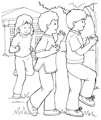 Jesus As A Boy Coloring Pages 667