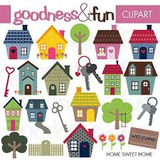 Clip Art House Home Is Where The Heart Clipart Free Hgksaul
