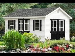 10x16 gable storage shed plans blueprints for building a large