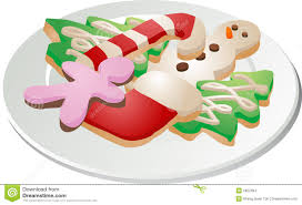 19 pics in our database for christmas sugar cookie clipart