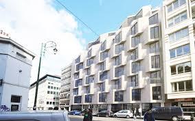 100 Jds Architects JDS Chaussee De Charleroi Facade