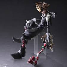 Halloween Town Sora by A Look At The Kingdom Hearts 2 Halloween Town Sora Play Arts Kai