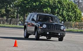 2013 Jeep Patriot Latitude 4x4 First Test - Truck Trend