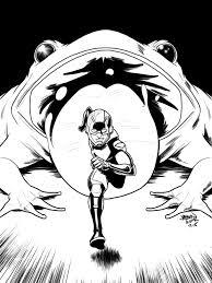 Daily Sketch Ant Man Jason Muhr