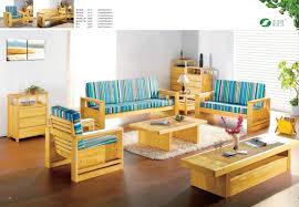 Wood Living Room Furniture China Full Set From Natural European Pine