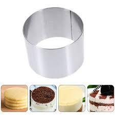 1 stück mini runde form mousse kuchen keks dessert form diy