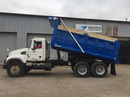 Dump Body Manufacturer Archives - Warren Truck Equipment