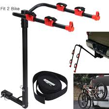 New 2 Bicycle Bike Rack Hitch Mount Carrier Car Truck SUV Swing Away ... Bike Racks For Cars Pros And Cons Backroads Best Bike Transport A Pickup Truck Mtbrcom Rhinorack Accessory Bar Truck Bed Rack From Outfitters Trucks Suvs Minivans Made In Usa Saris Pickup Carriers Need Some Input Rack Express Trunk Buy 2 3 Recon Co Mount Cycling Bicycle Show Your Diy Bed Racks How To Build Pvc 25 Youtube