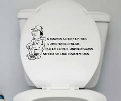 wc deckel aufkleber handwerker toiletten lustig spruch badezimmer klo bad 1k159 wandtattoos und leinwandbilder günstig mydruck store