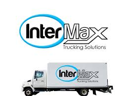 100 Trucking Solutions It Company Logo Design For InterMax By RM