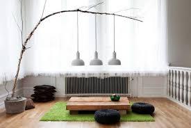 stehle ast naturlook wohnzimmer sitzkissen dekomilch