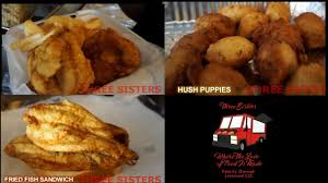 THREE SISTERS FOOD TRUCK - YouTube