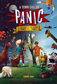 Ernest Saves Halloween Trailer by A Town Called Panic Double Fun Trailer Teases Stop Motion