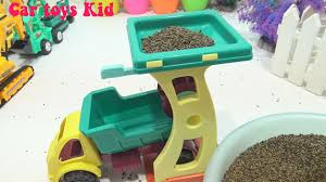 Car Toys For Children - Green Toys Sand And Dump Truck Play Set ... Commercial Dumpster Truck Resource Electronic Recycling Garbage Video Playtime For Kids Youtube Elis Bed Unboxing The Street Vehicle Videos For Children By Learn Colors For With Trucks 3d Vehicles Cars Numbers Spiderman Cartoon In L Green Blue Zobic Space Ship Pinterest Learning Names Kids School Bus Dump Tow Dump Truck The City