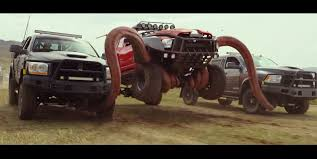 "Tough Country Bumpers Appear In ""Monster Trucks"" Film 