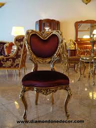 French Provincial Accent Chair by Valentine
