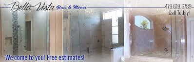 Frameless Shower Doors Northwest Arkansas Frameless Shower Door