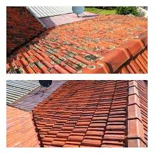 roof cleaning in adelaide safe low pressure technique