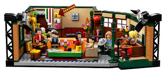 100 Lego Space Home Central Perk 21319 Ideas Buy Online At The Official LEGO Shop US