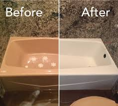 Fiberglass Bathtub Refinishing Atlanta by Bathtub Refinishing Kit Creative Of Tub Coating Repair Bathtub