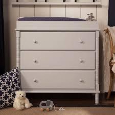 Pali Dresser Drawer Removal by Davinci Jenny Lind 3 Drawer Changer Dresser In Fog Grey Free Shipping