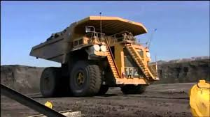 100 Largest Dump Truck Liebherr T282B The In The World