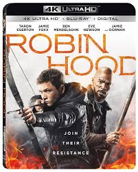 100 Blu Home Video Robin Hood 4K Review The Hood Comes The Movie Mensch