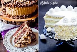 raffaello kuchen und snickers torte zubereiten leckere rezepte