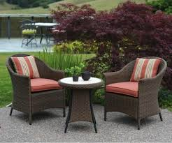 Walmart Patio Chair Covers by Grand Basket 4 Piece Wicker Patio Furniture Set Mainstays