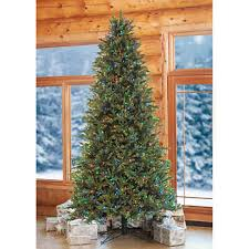 9 Artificial Pre Lit LED Christmas Tree