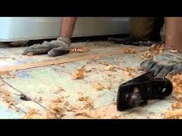 prepare sub floor for tile