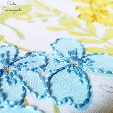 Embroidering Sheets Hand Embroidery Designs For Bed Sheets