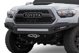 Addictive Desert Designs Toyota Tacoma HoneyBadger Winch Front ... Tacoma Bumper Shop Toyota Honeybadger Front Warn 2016 Ascent Full Width Black Winch Hd Diy Move Genuine Chrome Hilux Pickup Mk4 Ln165 2015 Vengeance Fab Fours Vpr 4x4 Pd102 Rally Truck Serie 70 Seris 2007 2018 1571 Homemade And Rear Bumperstoyota Youtube Amera Guard End Caps Outdoorsman Bumpers