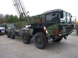 100 A1 Truck And Auto Man Kat 15t 8X8 CARGO TRUCKS AM Hommeles BV Im
