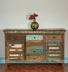 Reclaimed Recycled Wood Furniture India