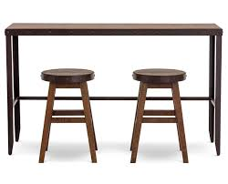 Dark Brown - Pub Tables, Bar Tables | Furniture Row