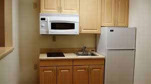Compact Kitchen For Small Spaces Design Ideas