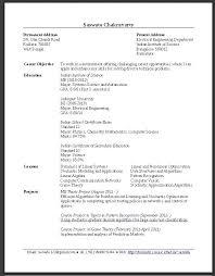 Sample Resume For Fresh Graduate Engineering Pdf