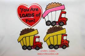 100 Dump Truck Cookie Cutter Cristins S You Are LOADS Of Fun