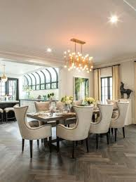 Eclectic Dining Room Inspiration For An Dark Wood Floor Kitchen Combo Remodel In