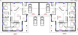 Small Duplex Floor Plans by Duplex Designs Duplex House Floor Plans Duplex Plans Duplex House