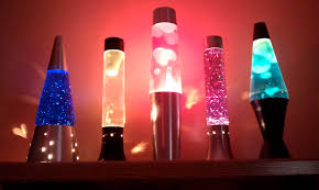 Blue Lava Lamp Spencers by Real Lava Lamp Lighting And Ceiling Fans