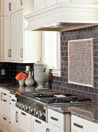 recycled glass tiles backsplash kitchen design ideas ceramic tile